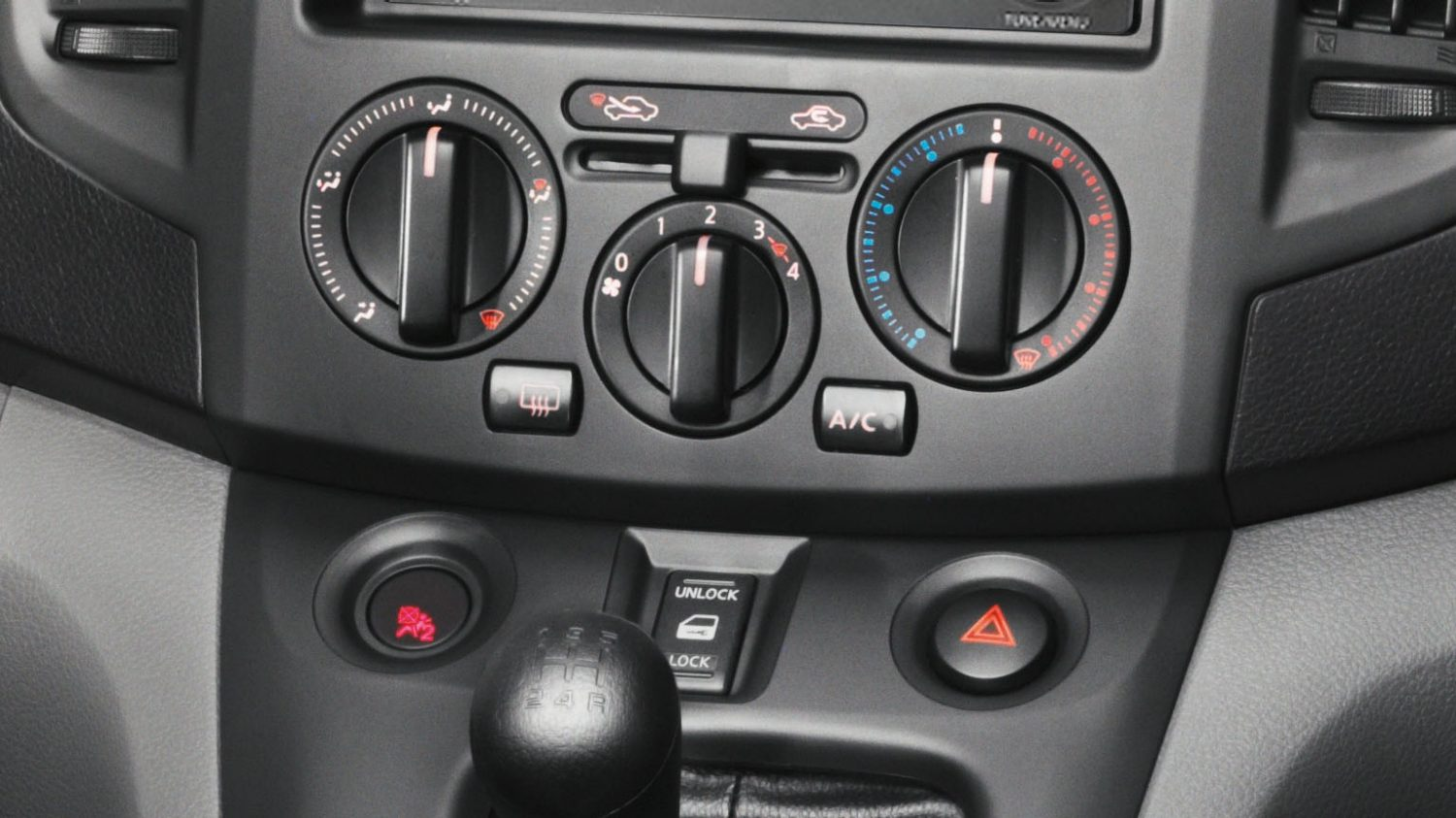 Climate Control Detail