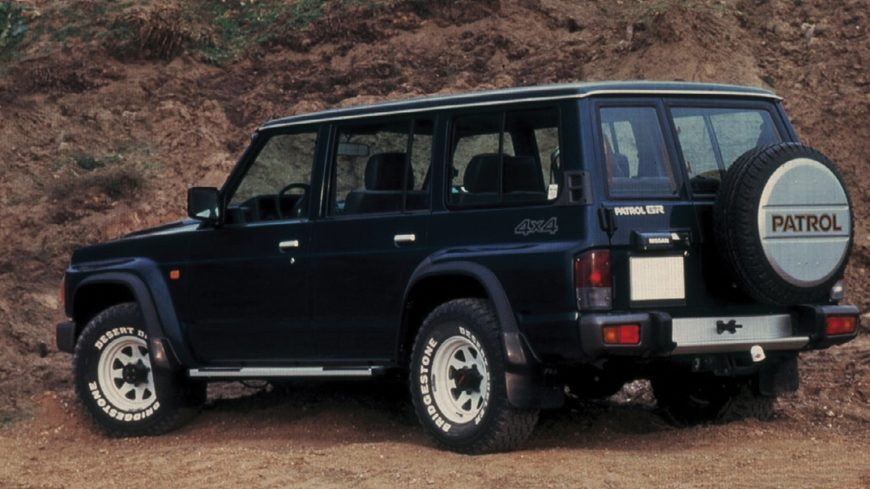 nissan patrol safari off road 4x4 legendary suv nissan dubai