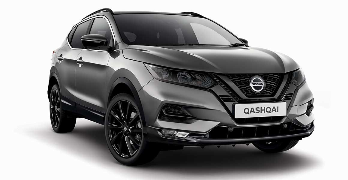 Qashqai Midnight edition