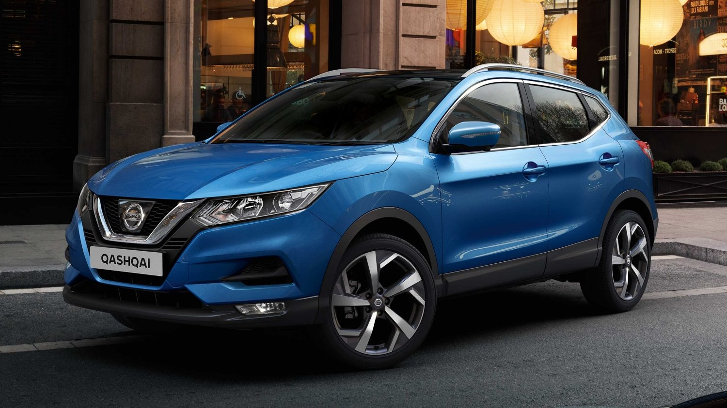 Nissan Connect Cost >> New Qashqai Nissan South Africa