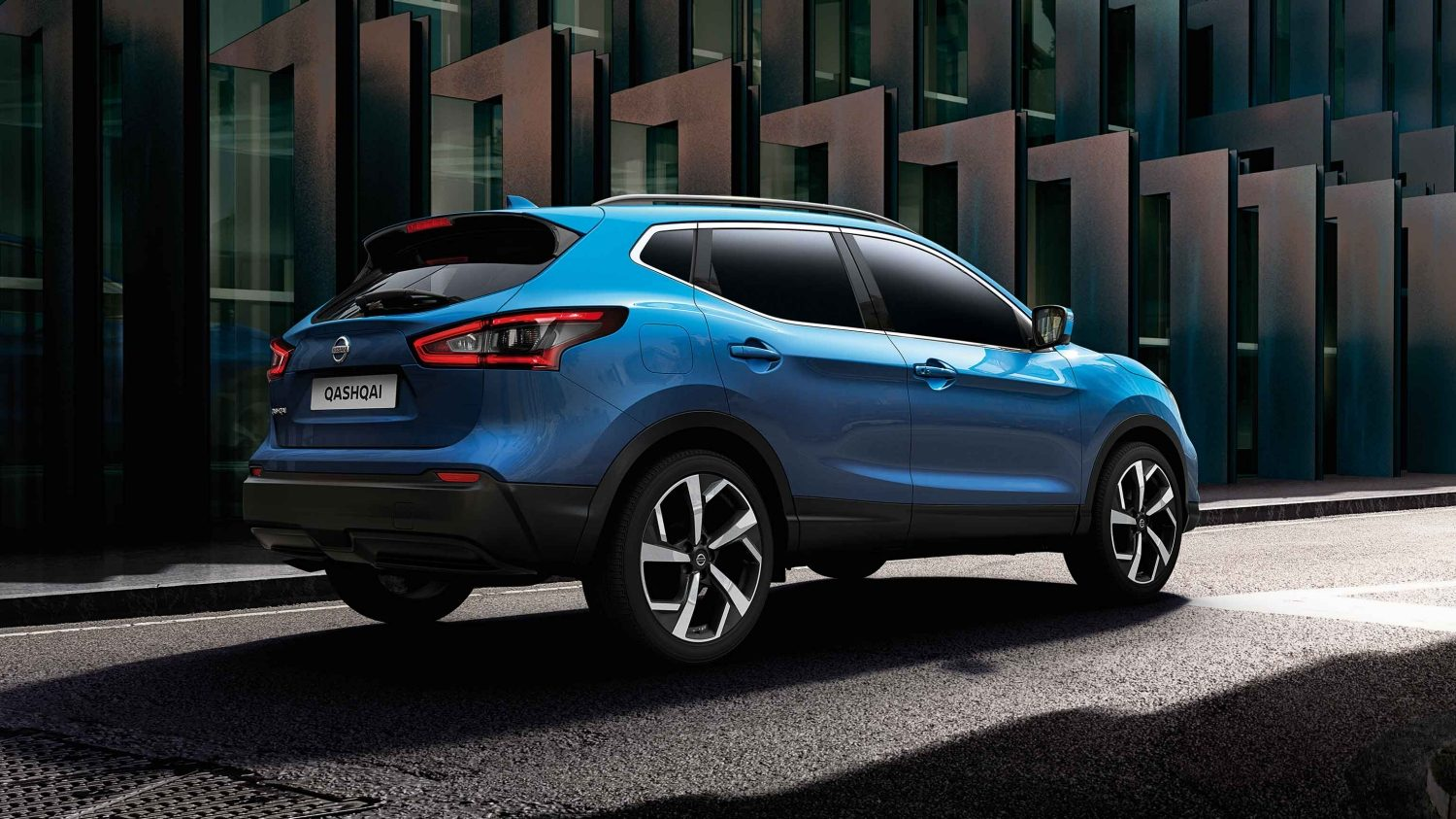 New Qashqai | Nissan South Africa