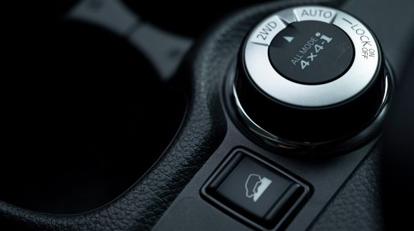 Nissan X-Trail Selectable Drive Modes